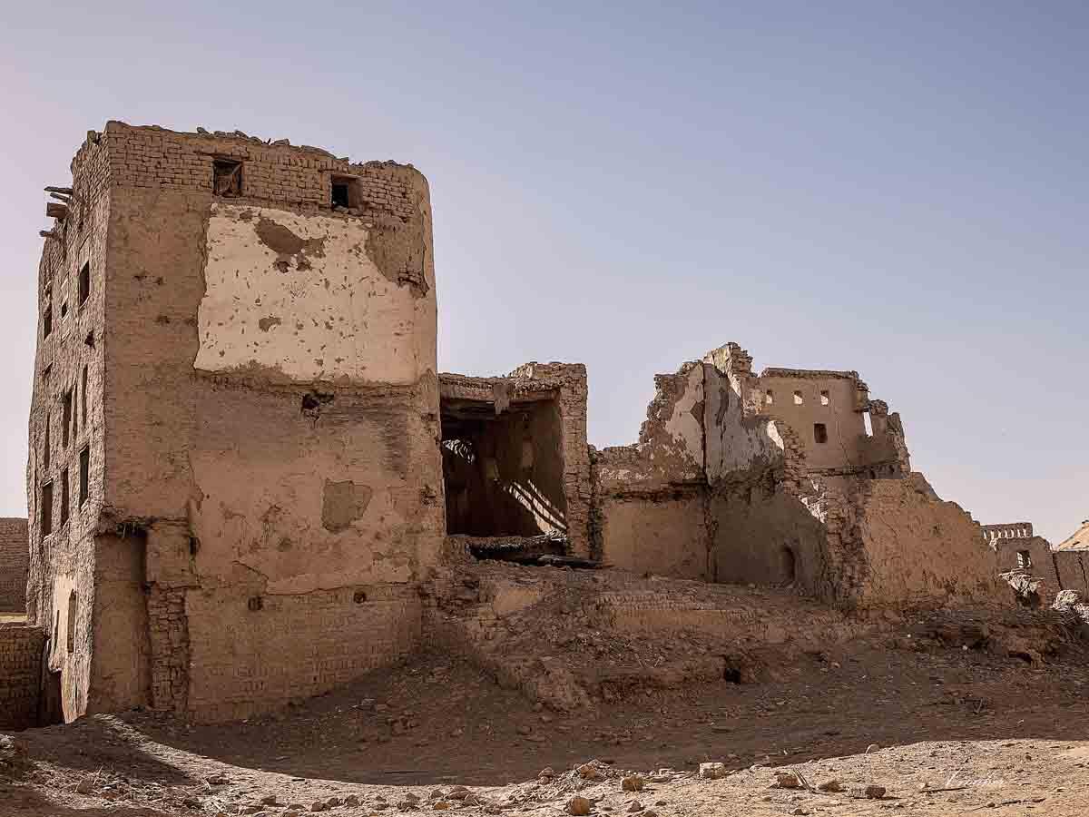 "фото ""QASR Village"" метки: путешествия,"