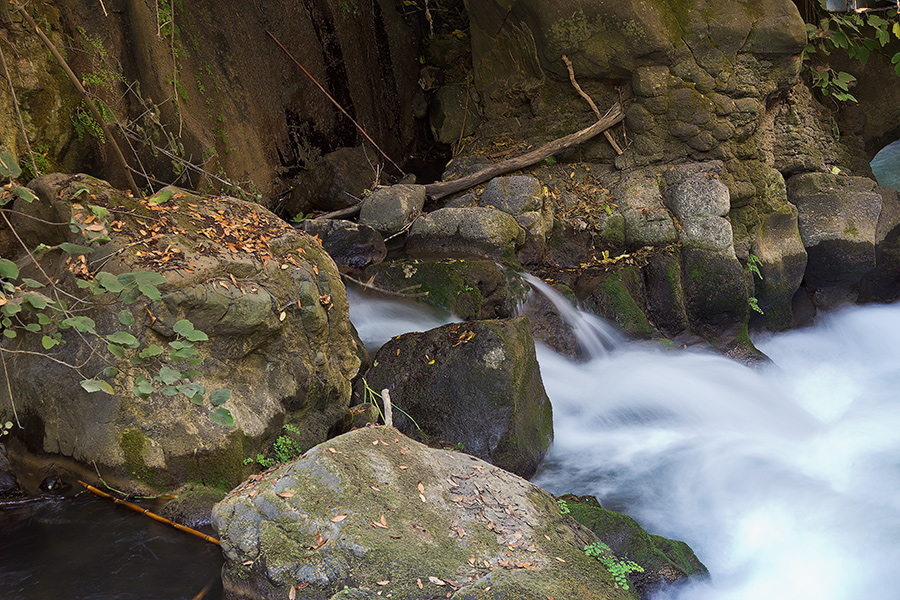 """фото """"***"""" метки: пейзаж, путешествия, Голанские высоты, Израиль, национальный парк Баниас, река Баниас"""