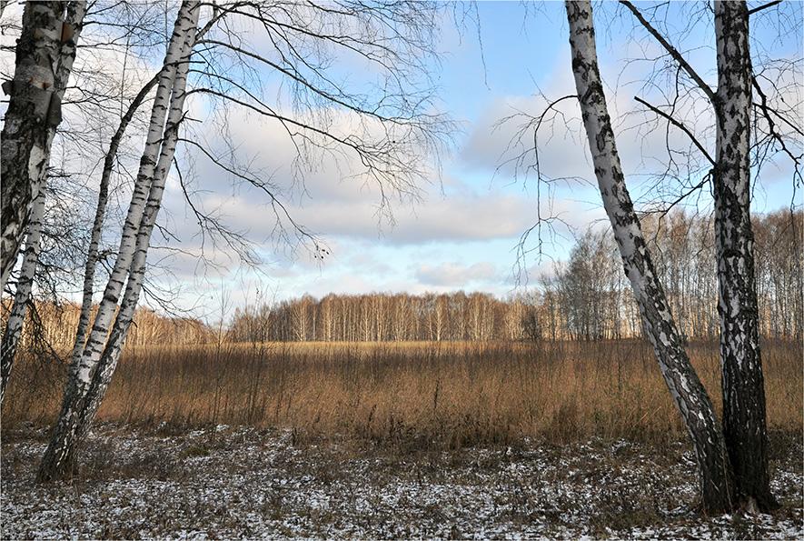 "фото ""Тихо Осень уходит со сцены..."" метки: пейзаж,"