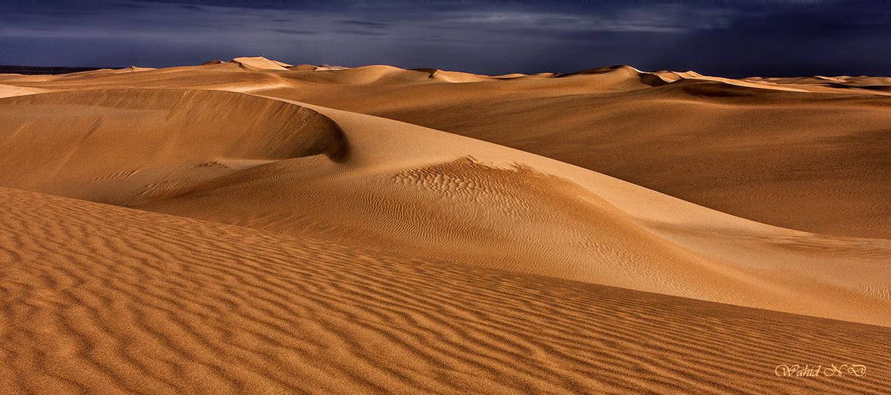 "photo ""Waves of sand and textures"" tags: landscape, reporting, Africa, Dsert, Sand"