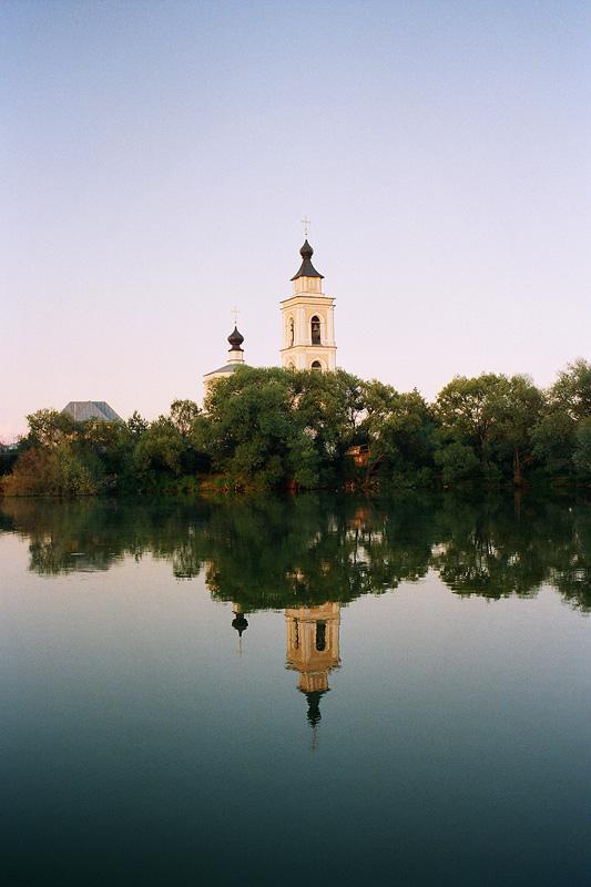 """фото """"Село Вельяминово (Подмосковье)"""" метки: пейзаж,"""