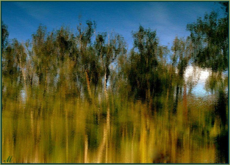 """фото """"Pastel reflections"""" метки: абстракция,"""