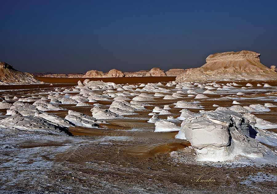 "фото ""WAVES IN THE DESERT"" метки: пейзаж,"