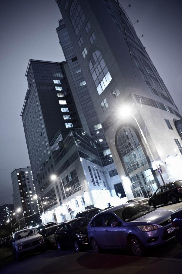 "фото ""***"" метки: архитектура, город, ночь"