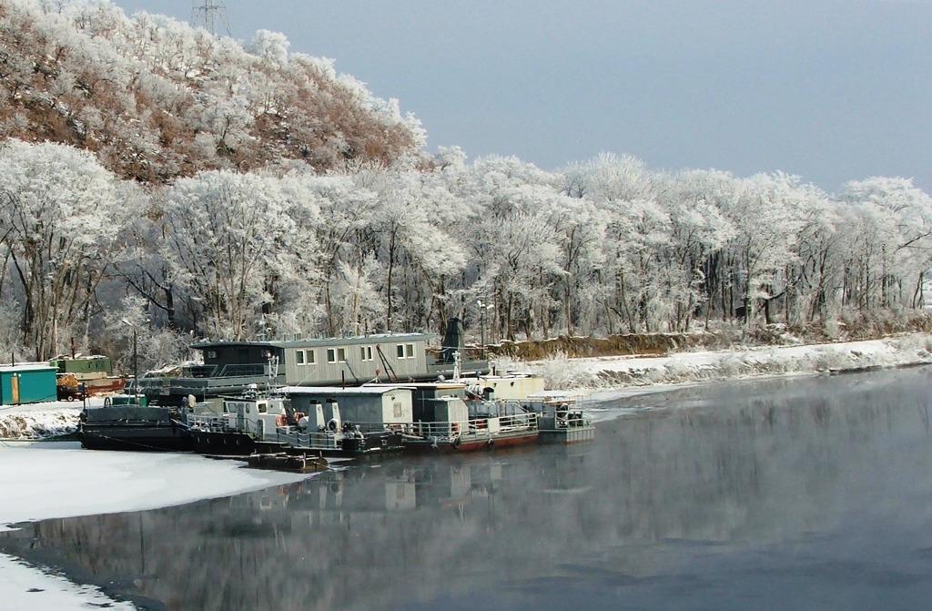 """фото """"Осенняя пристань"""" метки: пейзаж, разное, путешествия,"""
