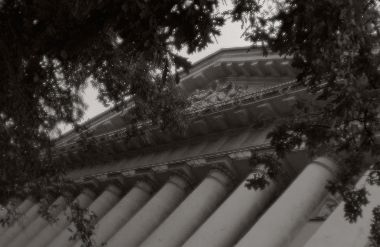 "photo ""***"" tags: architecture, black&white,"