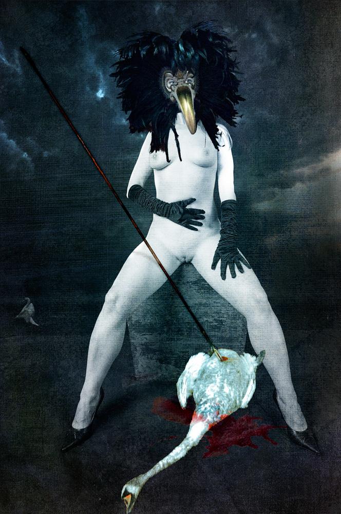 """фото """"black Swan"""" метки: ню,"""