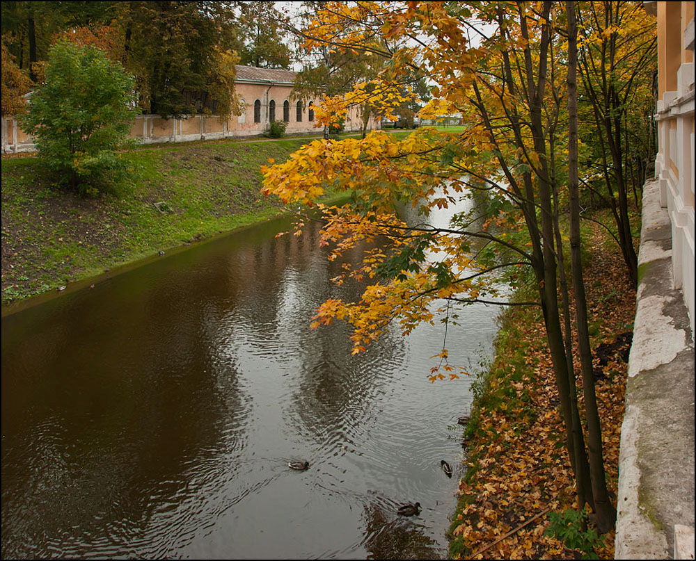"""фото """"* * *"""" метки: пейзаж, Лавра Монастырка осень"""