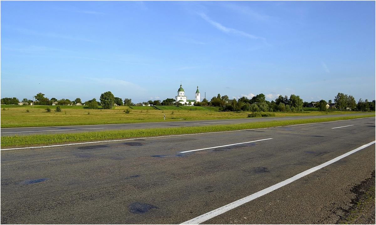 "фото ""Трасса Е-95"" метки: пейзаж,"