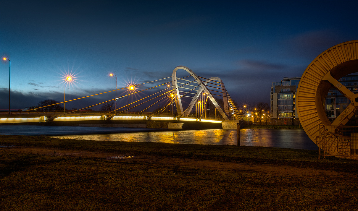 "фото ""Лазаревский мост"" метки: архитектура, город,"
