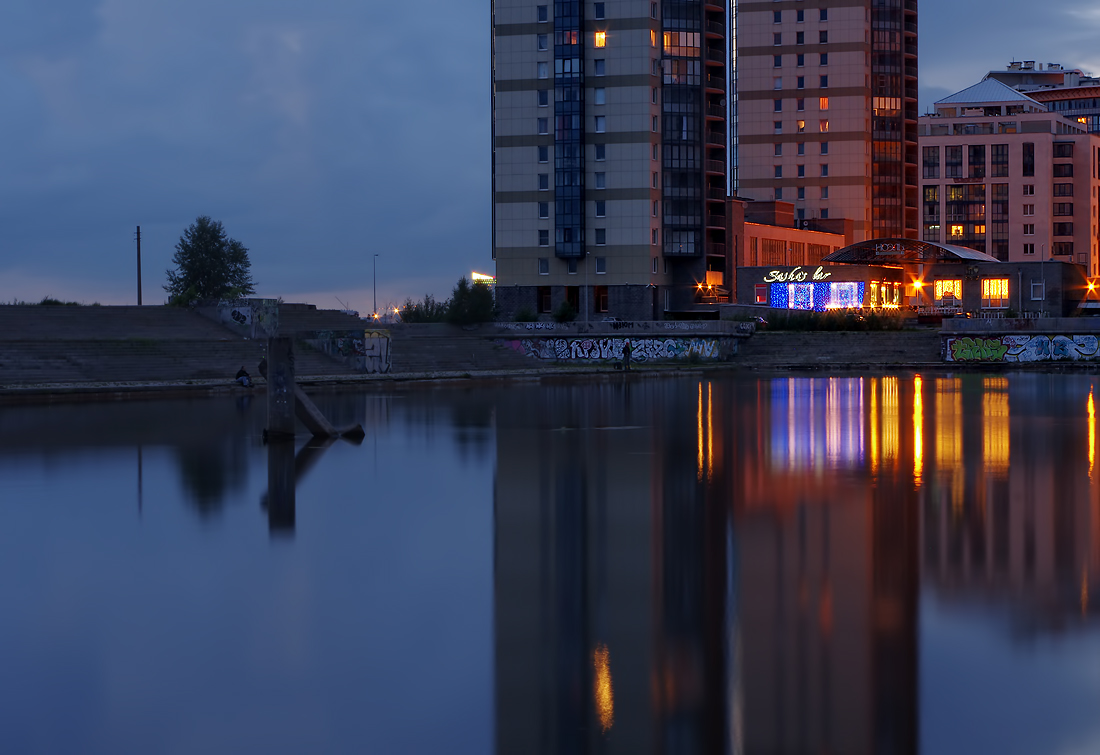"фото ""рыбное место"" метки: город,"
