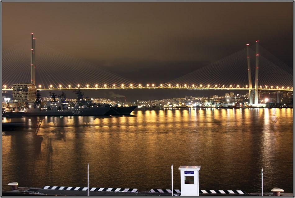 "фото ""***"" метки: город, архитектура, пейзаж, зима, корабль, мост"