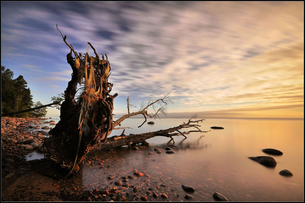 "photo ""Baltic Sea"" tags: landscape, Nikon D90.Sigma 10-20 +Hoya CP"