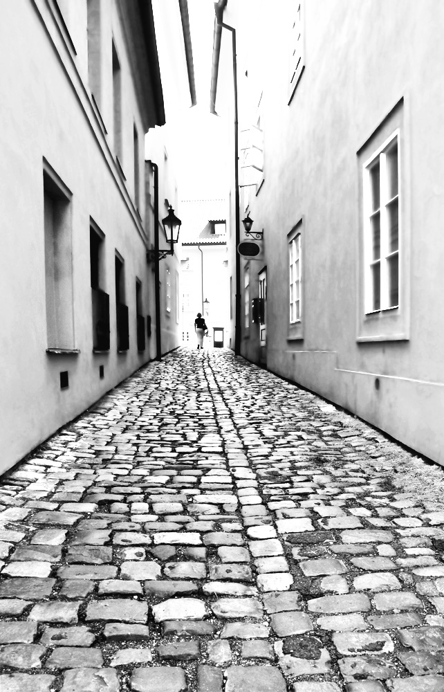 "photo ""***"" tags: city, digital art, Europe, Prague"