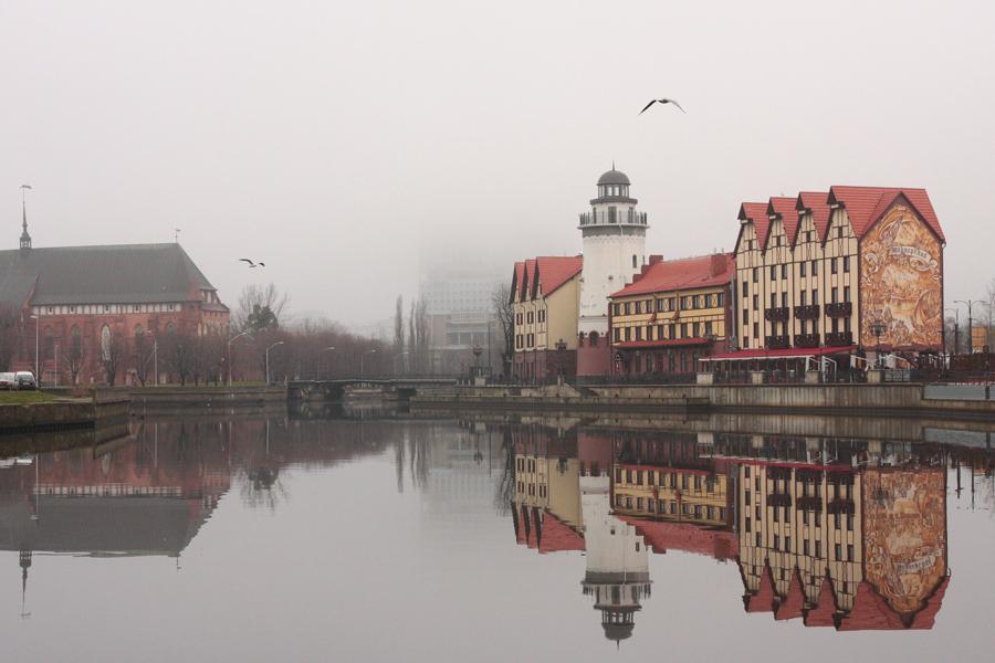 """фото """"Рыбная деревня"""" метки: пейзаж, город,"""