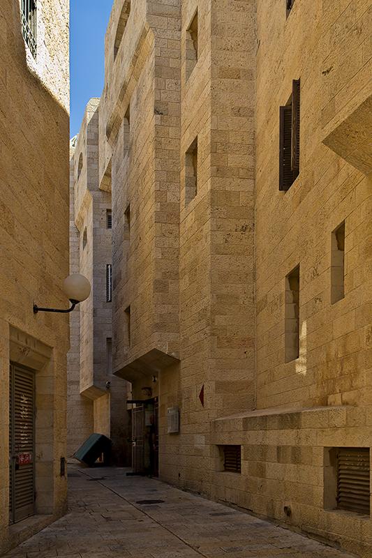 """фото """"Улочка"""" метки: пейзаж, путешествия, Еврейский квартал, Иерусалим, Израиль, сентябрь"""