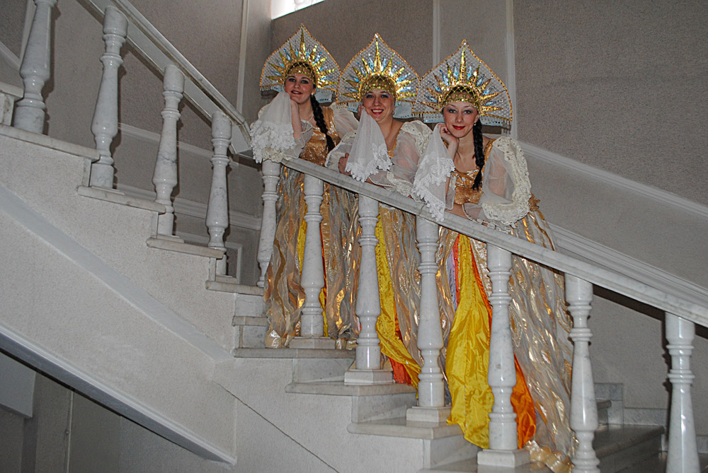 """фото """"Три девицы под окном..."""" метки: жанр, женщина"""