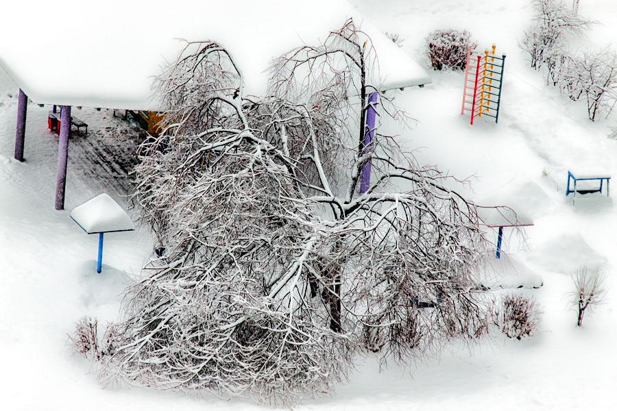 """фото """"И снова зима"""" метки: пейзаж,"""