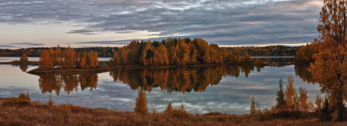 """фото """"Яркий сентябрь"""" метки: пейзаж,"""