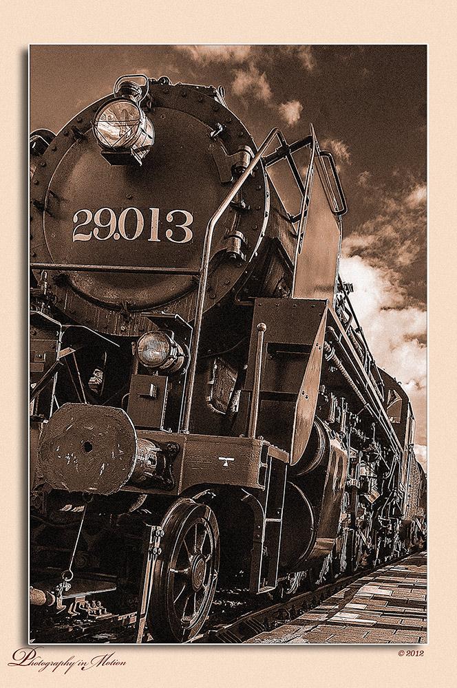"фото ""Mighty steam by Photography in Motion"" метки: черно-белые, ретро, техника, history, nostalgia, steam, train"