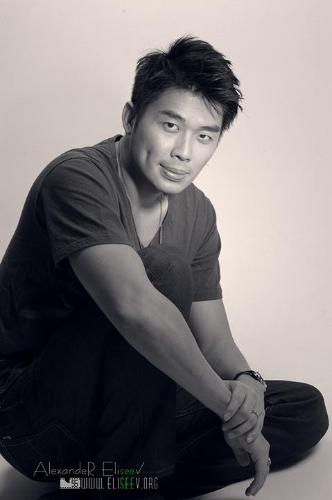 """фото """"Джонсон"""" метки: портрет, Азия, мужчина"""