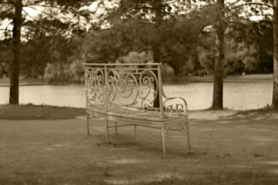 """фото """"...близ вод, сиявших в тишине..."""" метки: пейзаж, черно-белые,"""
