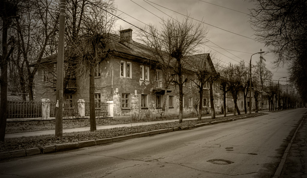"фото ""Улица"" метки: архитектура, город, черно-белые,"
