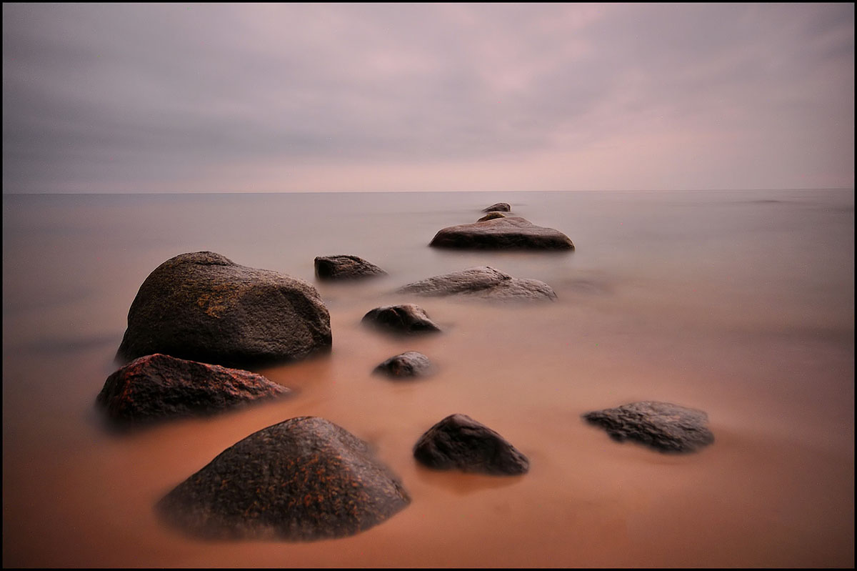 "photo ""Baltic Sea - Roja"" tags: landscape, Nikon D90.Sigma 10-20 +Nisi ND"