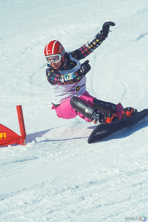 "фото ""1 этап кубка Абзаково по сноуборду"" метки: спорт, зима, сноуборд"