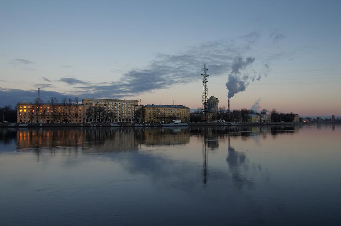 "фото ""Ленинград"" метки: город,"