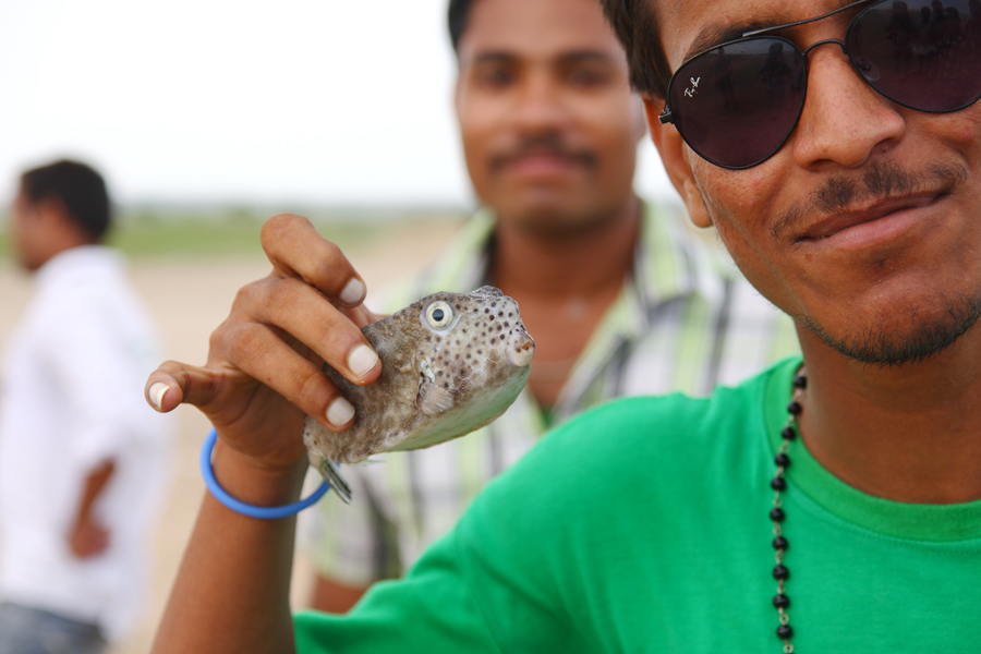 """фото """"Сказка о рыбаках и рыбках"""" метки: портрет, разное,"""