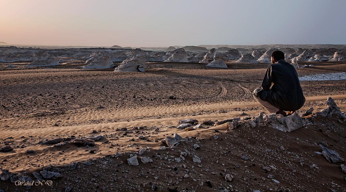 "photo ""Meditation"" tags: landscape, portrait, nature, Africa, Dsert, Sand"