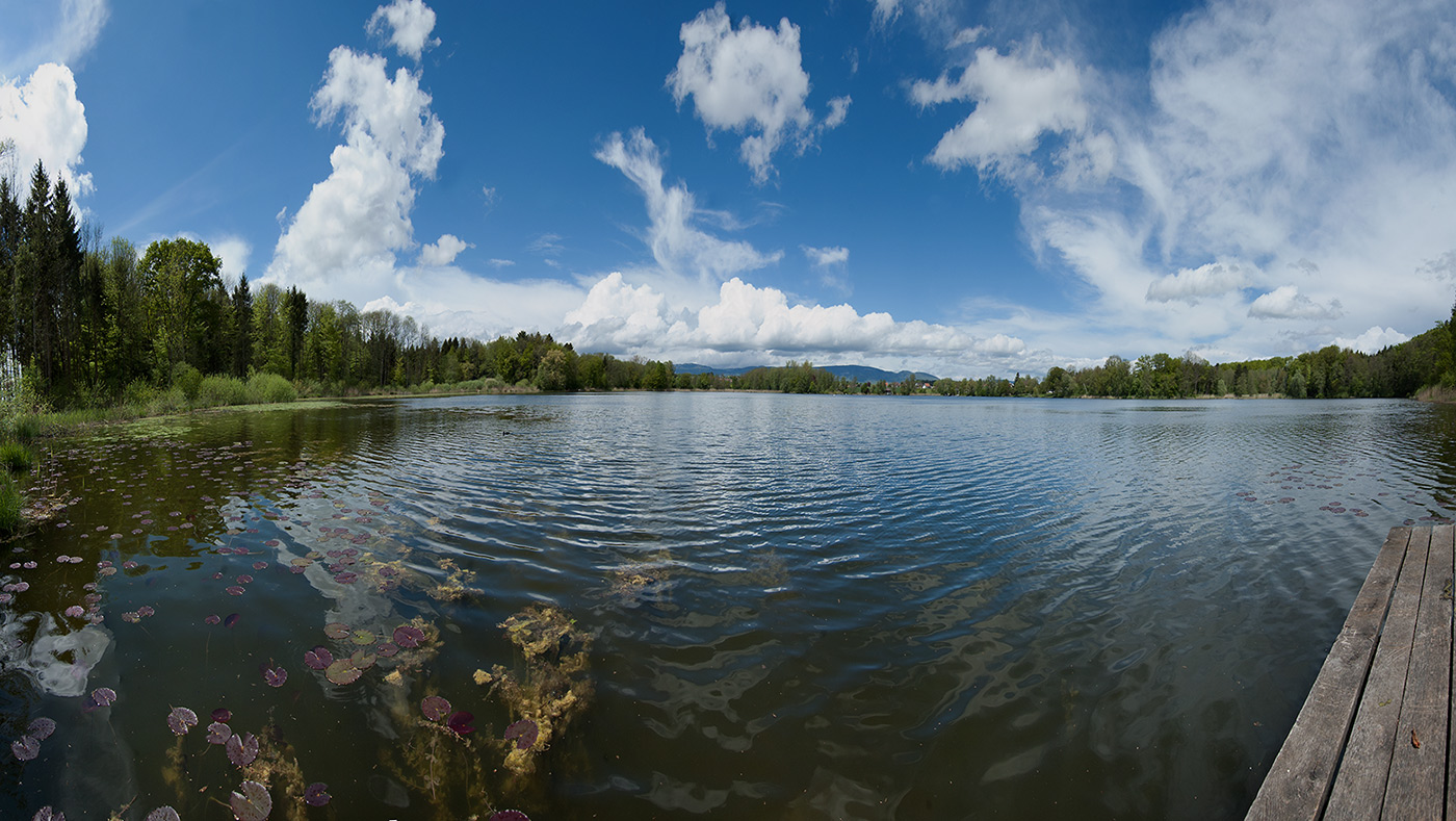 "photo ""***"" tags: landscape, panoramic, Aschisee"