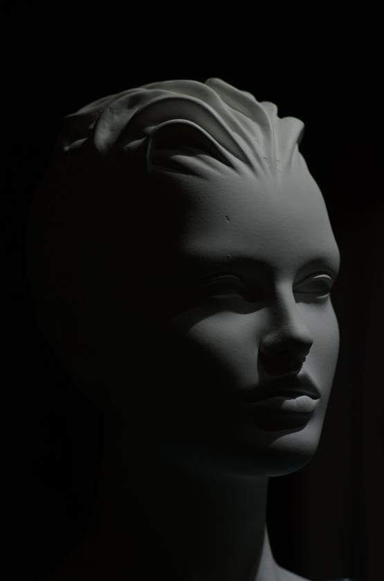 """фото """"Манекен"""" метки: портрет, черно-белые,"""