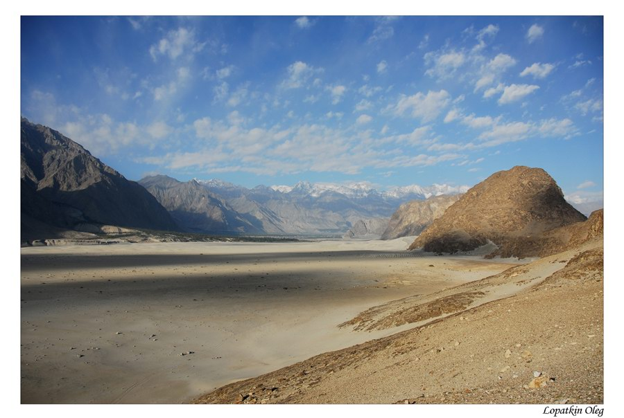 "photo ""Skardu valley"" tags: landscape, travel, nature, Norther Areas, Pakistan, Skardu"