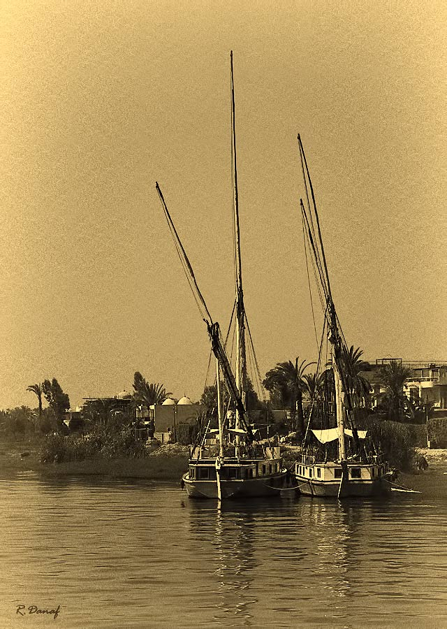 "photo ""Sail boats"" tags: travel, river"