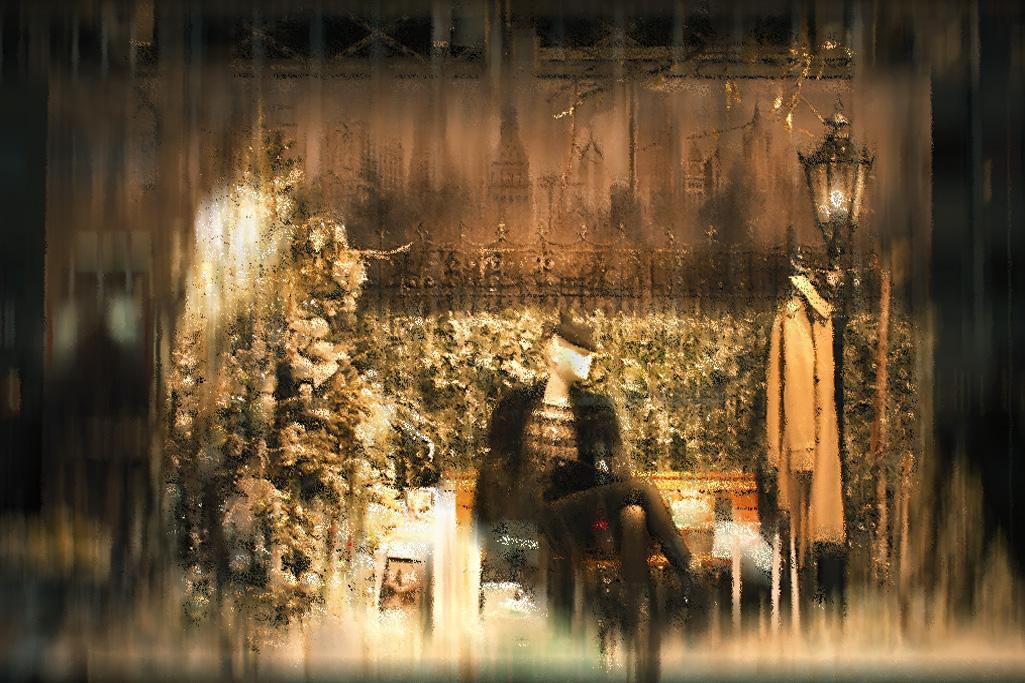 """фото """"Вы помните, Вы всё, конечно, помните...."""" метки: digital art, разное, foto liubos, воспоминания, иллюстрация"""