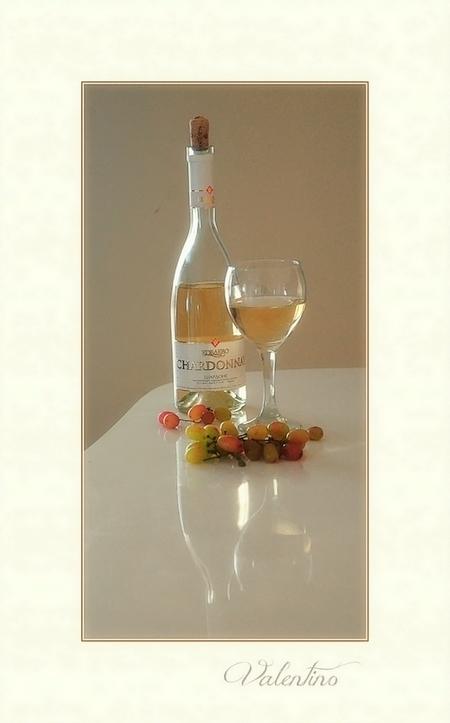"фото ""Натюрморт с белым вином"" метки: натюрморт,"