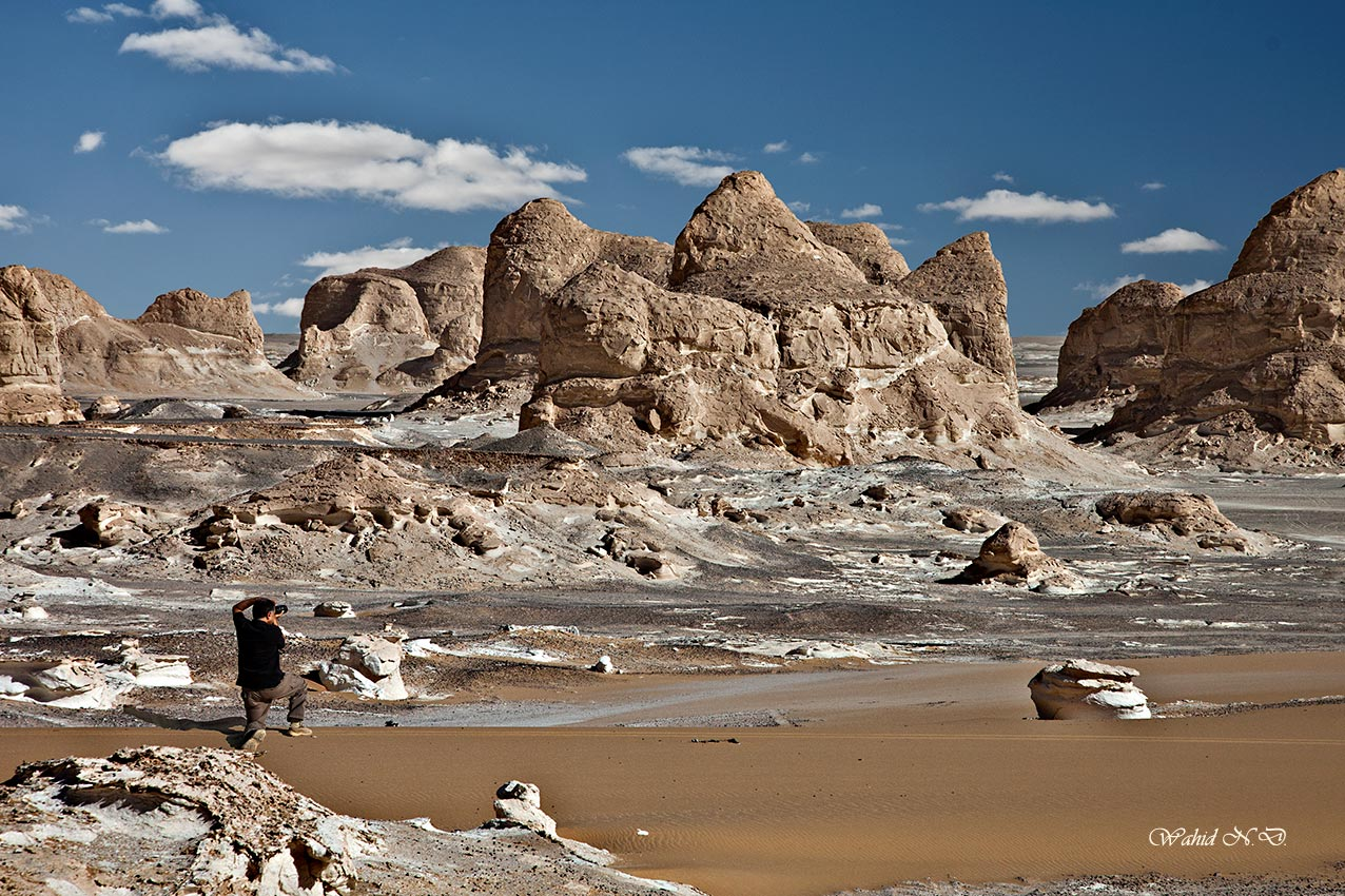 "photo ""Photographer in WonderLand"" tags: landscape, travel, nature, Africa, Dsert, Sand"