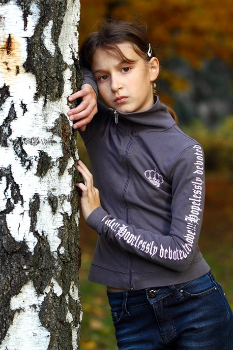 """фото """"Катерина-моя дочь"""" метки: портрет, природа, репортаж, дети, осень"""