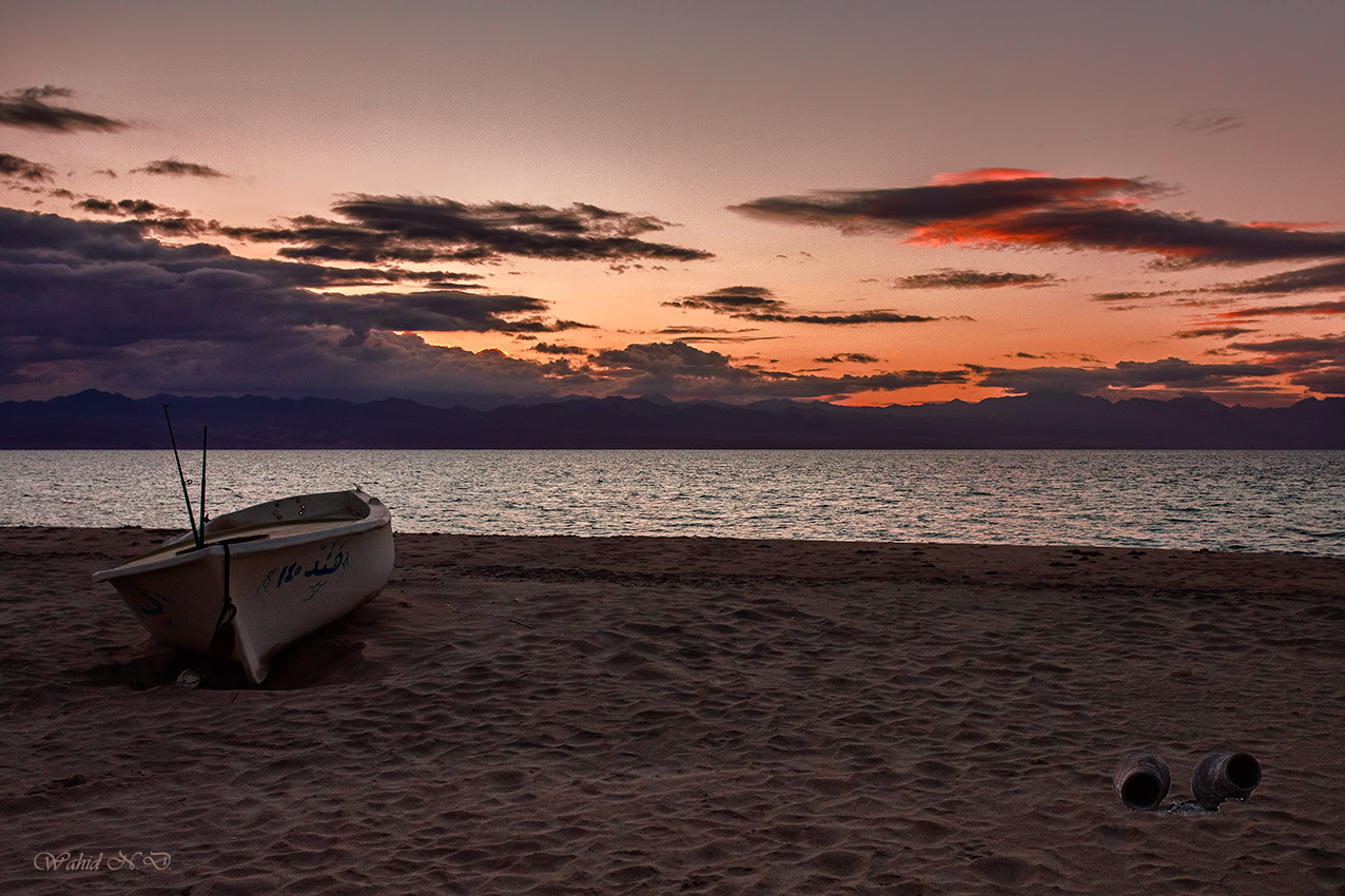 "photo ""Sunrise"" tags: landscape, travel, nature, Sand, water"