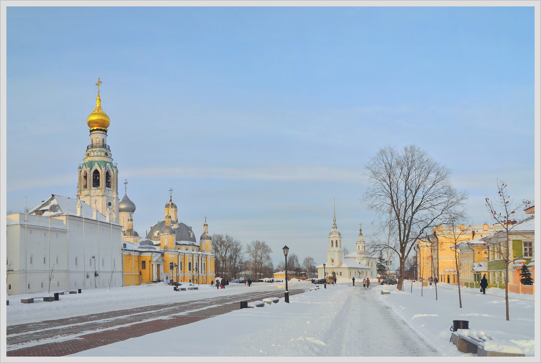 "photo ""***"" tags: city, Вологодчина"