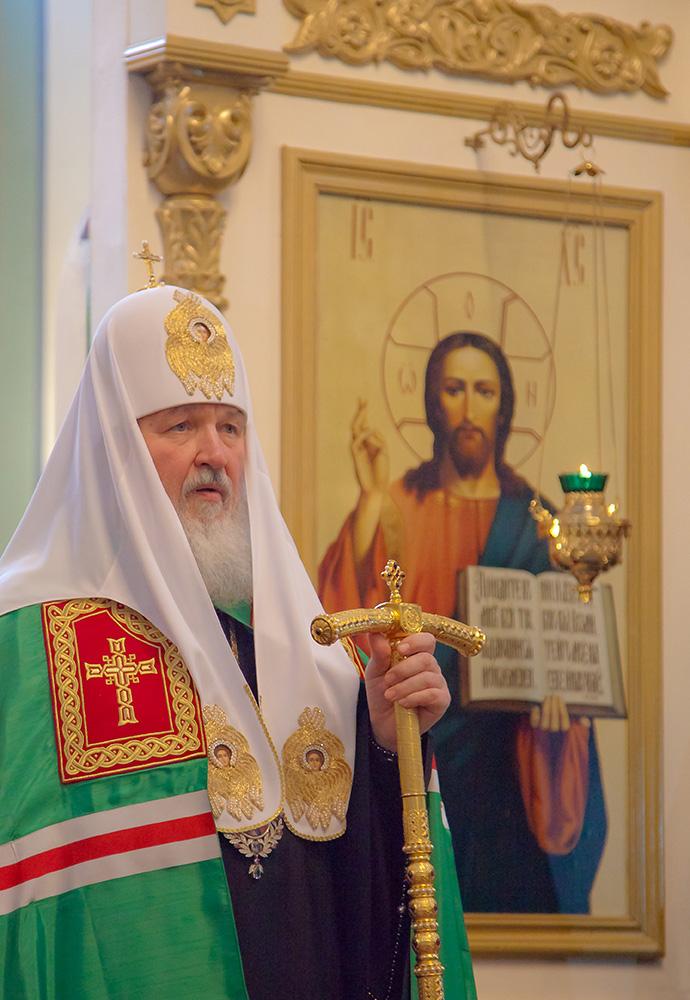 """фото """"Патриарх. С молитвой к Богу, с верой в Россию!"""" метки: портрет, жанр,"""