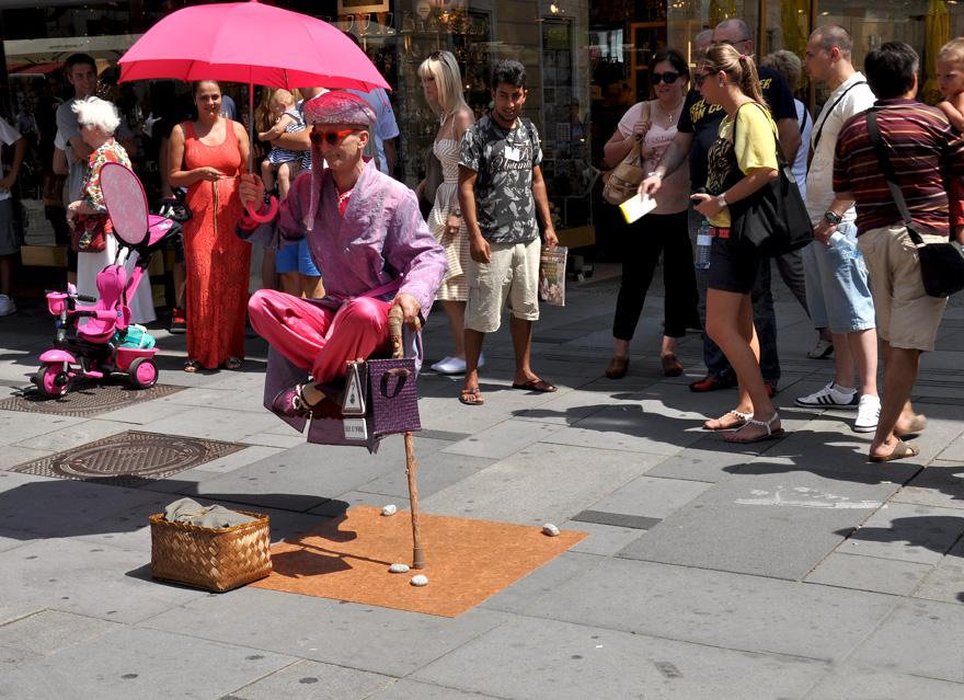"""фото """"Чудеса на Кёртнерштрассе"""" метки: стрит-фото, Вена, Европа"""
