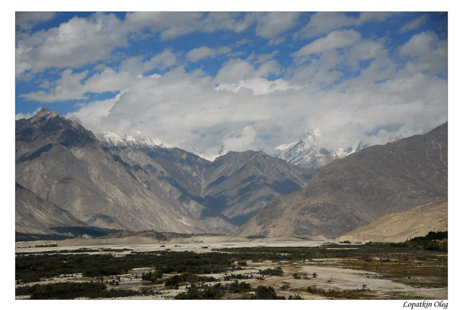 "photo ""Shigar valley"" tags: landscape, travel, nature, Asia, Norther Areas, Pakistan, Skardu, mountains"