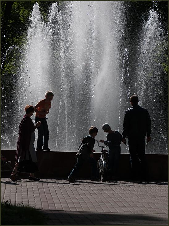 "фото ""Из ушедшего лета"" метки: город,"