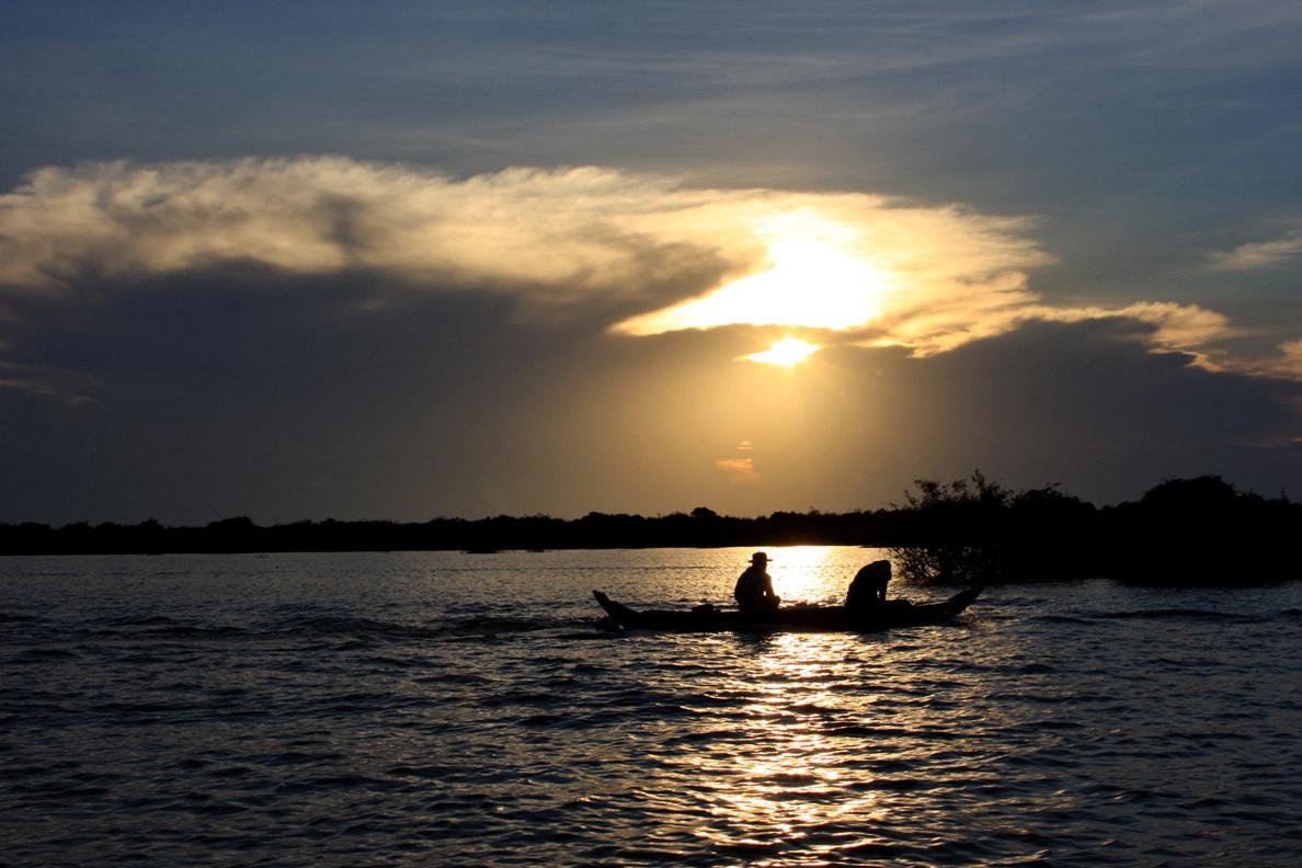 "фото ""Река в Камбоджи"" метки: пейзаж, путешествия, природа,"