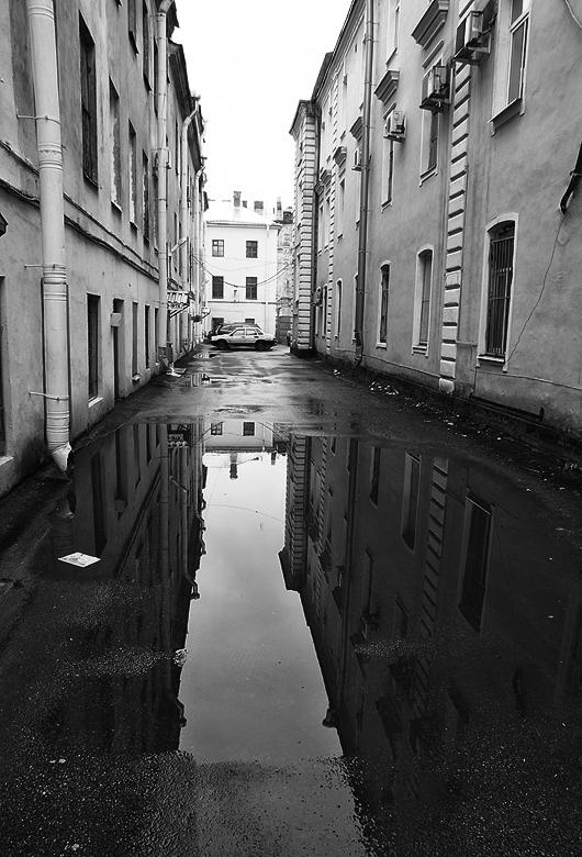"фото ""проекция дождя"" метки: город,"