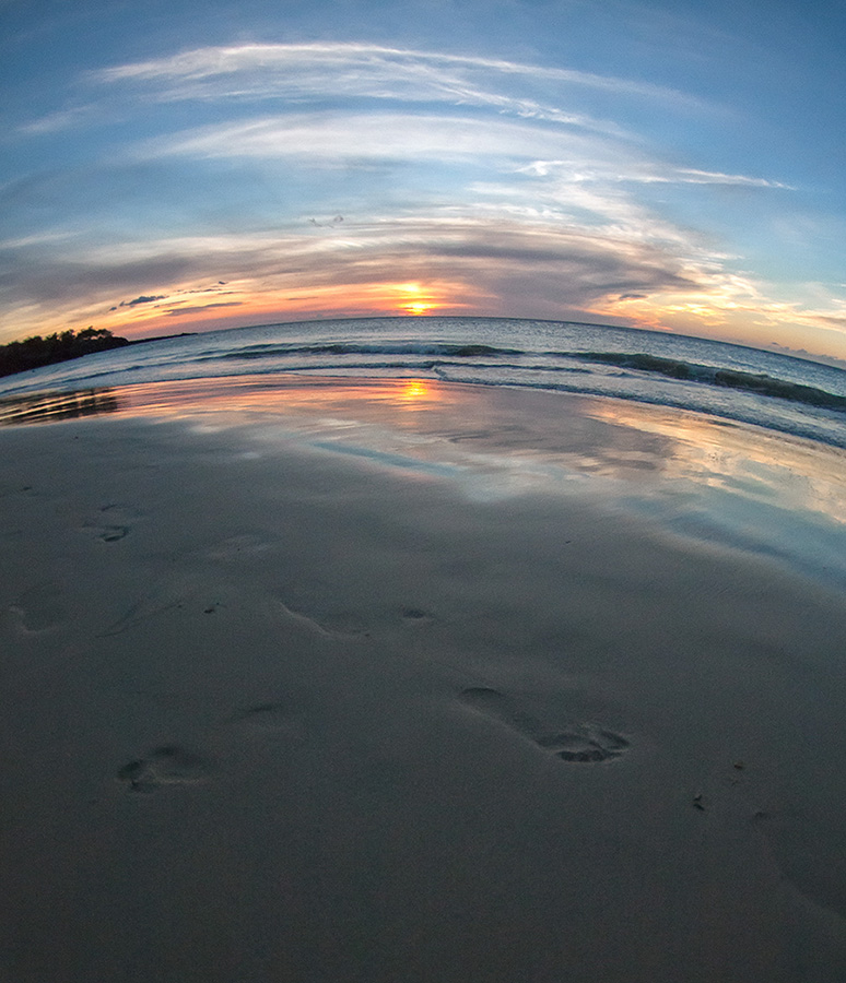 "фото ""Следы на песке"" метки: пейзаж, природа, путешествия, Big Island, Hawaii, Гавайи"