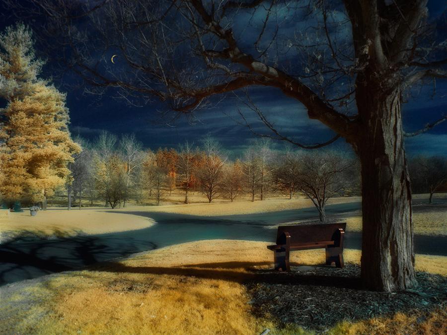 "фото ""Mystic Moonlight"" метки: пейзаж,"